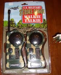 childrens walkie talkie