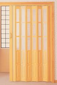 by fold doors