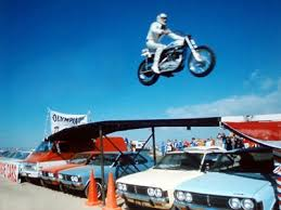 evel knievel motorcycle