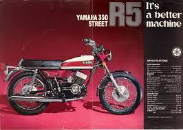 1970 yamaha r5