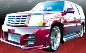 escalade body kits