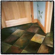 painted floors pictures