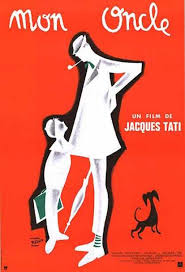 mon oncle poster