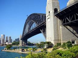 harbour bridge picture