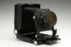 4x5 field cameras