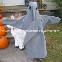 shark boy costumes