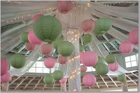 color paper lanterns