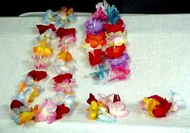 leis flowers