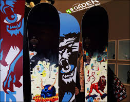 07 burton boards