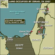 palestine 1967
