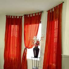 curtains indian
