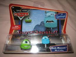 monsters inc cars