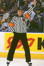 hockey referee