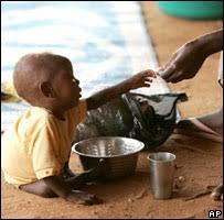hunger in sudan