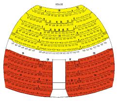 mgm grand seat