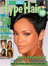 black women hair magazines