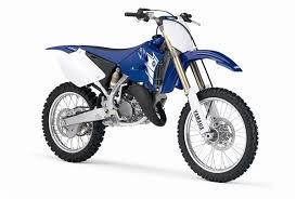yamaha 125 dirt bikes