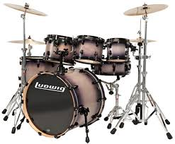 ludwig drums sets