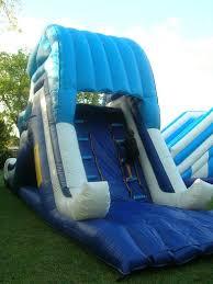 huge water slides