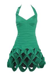 green karen millen dress