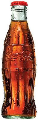 bottle coke