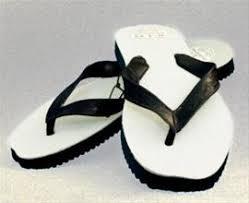 men rubber shoes
