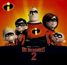 incredibles the movie