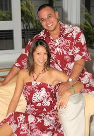 hawaiian party wear