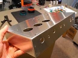 tube amp chassis