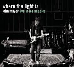 john mayer live cd