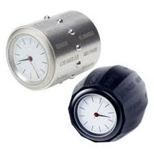 modern desk clocks