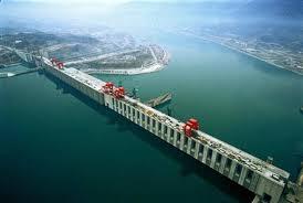 china dams