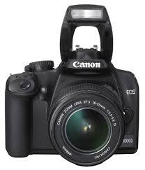 canon 1000d flash