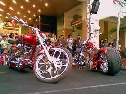 motor cantik