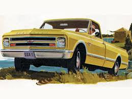 1967 chevy trucks