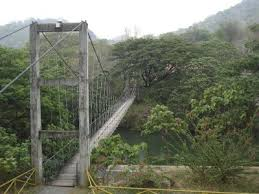 rope bridges