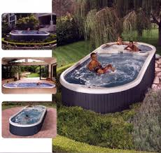 backyard spas