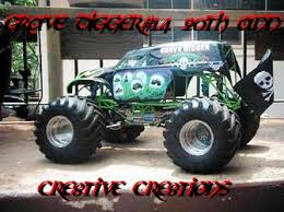 grave digger rc monster trucks
