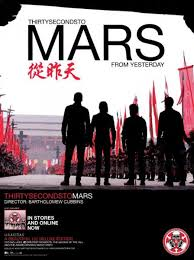30 seconds to mars posters