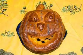 halloween bread