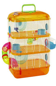 fun hamster cages