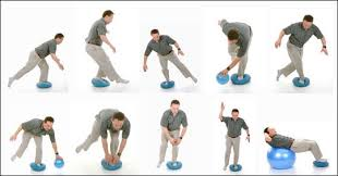 balance exercises pictures