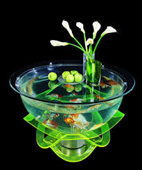 fish coffee table