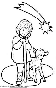 dibujos de pastores