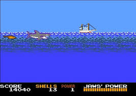 jaws video games