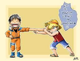 videos imágenes graciosas de one piece - Página 4 1_Naruto_vs_One_Piece_by_Anyarr
