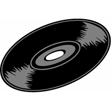 clip art records