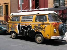 bus volkswagen