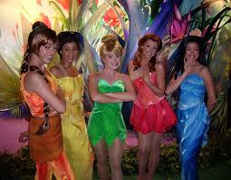 fairies pixie hollow