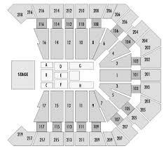 mgm grand seating